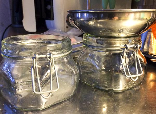 burkar, jars