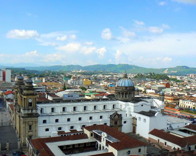 Metropolitan Cathedral - Guatemala