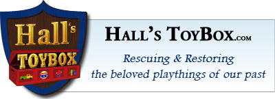 BLOG: Hall's ToyBox Adventures