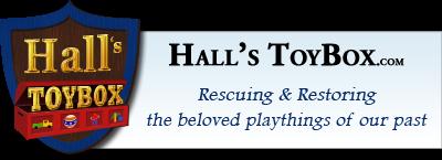 BLOG: Hall's ToyBox Adventures