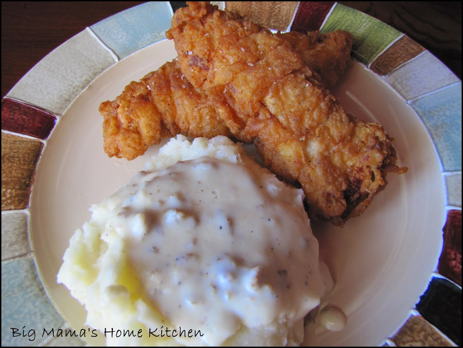 recipe: how to make southern fried chicken tenders [14]