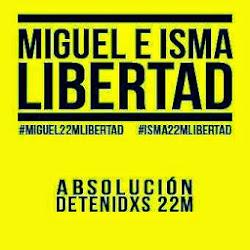 Miguel e Isma Libertad