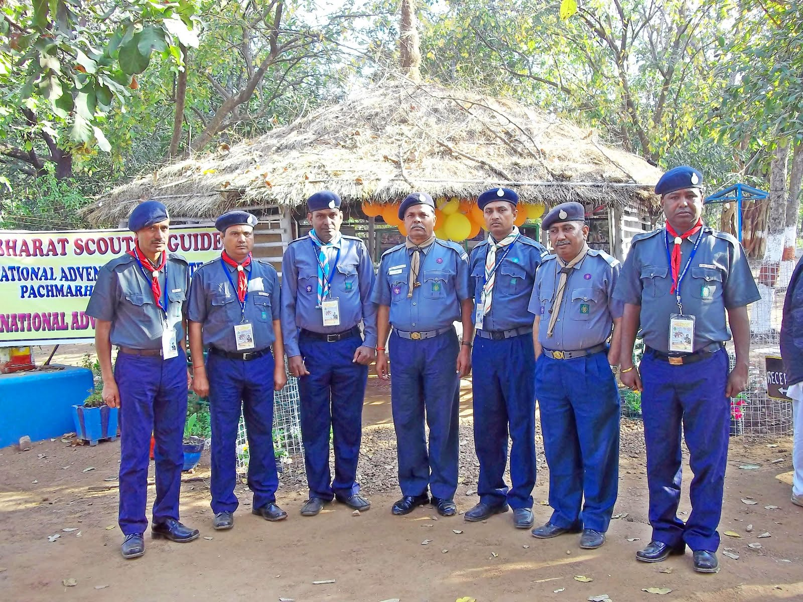 14th International Adventure Programme at NAI Pachmarhi