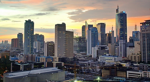 pictures of makati city philippines