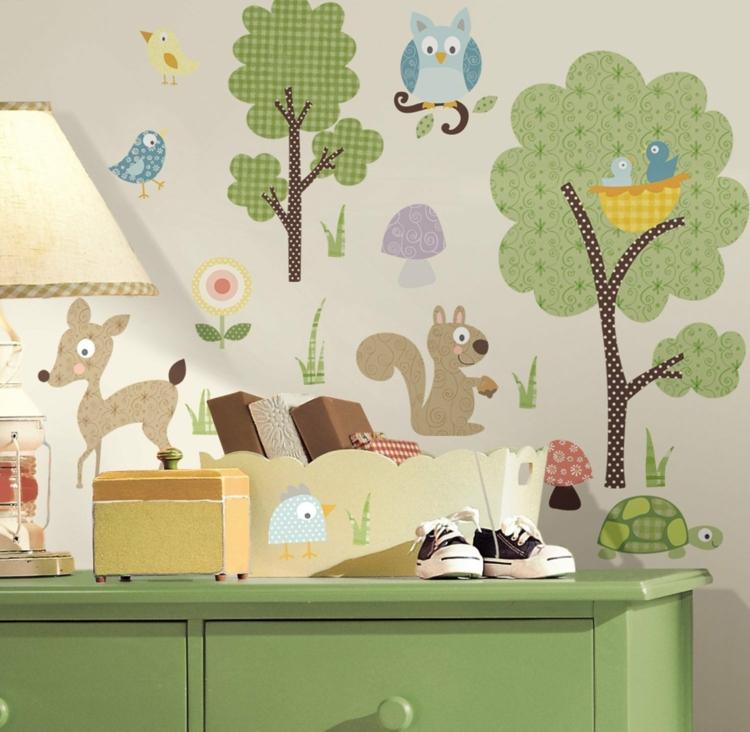 quarto bebe tema jardim: , papel de parede , quartos de bebé , quartos juvenis comentar