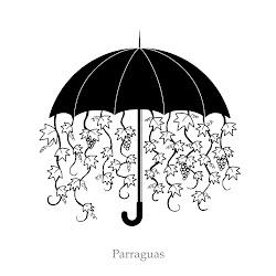 ¿Qué mejor que un <i>parraguas parra</i> la lluvia?