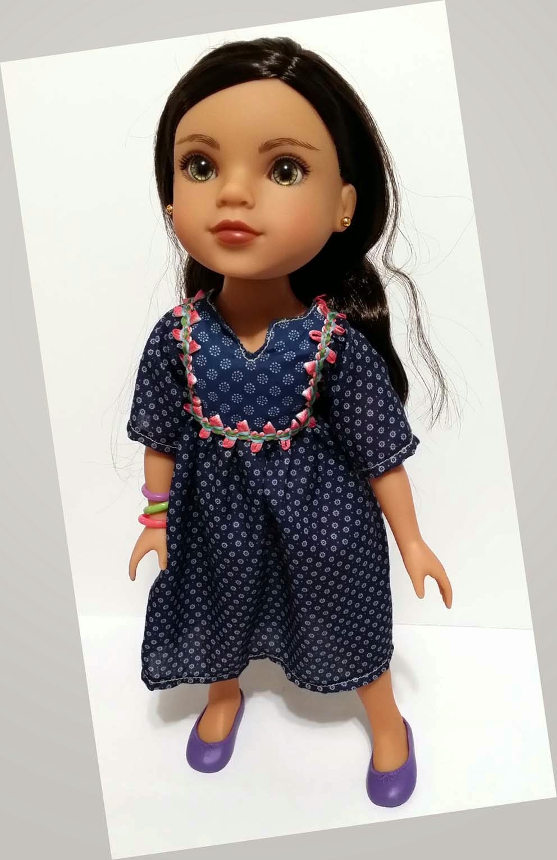 heart4heart Shola doll