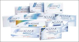 Get Free Sample of Acuvue Contact Lenses from Johnson & Johnson ...
