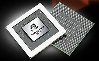 Mengenal GPU Mobile NVIDIA GeForce GTX 570M