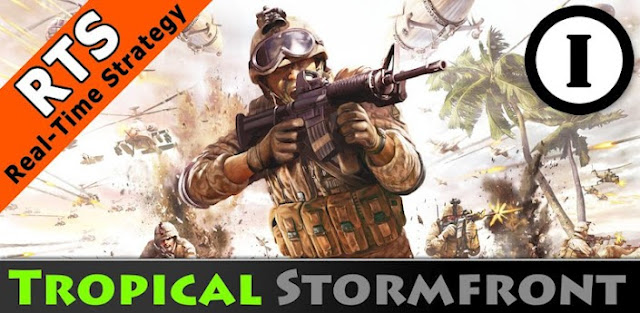 Download Tropical Stormfront - RTS Apk