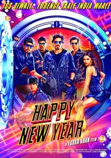 Happy New Year Cast and Crew