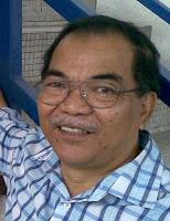 Pengerusi Perhubungan KEADILAN Pahang, Datuk Fauzi Abdul Rahman