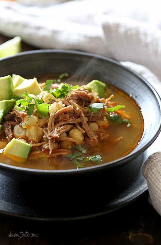 Delicious and comforting for a chilly winter night.