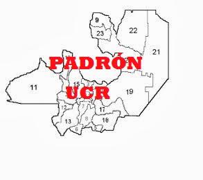 PADRÓN UCR