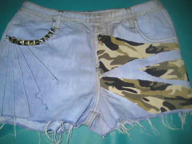 ktlifestyle recycled shorts