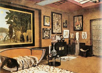 For Pilar Jacques Doucet S Paris Apartment By Eileen