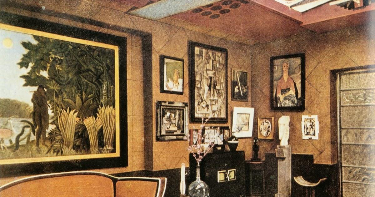 For Pilar Jacques Doucet 39 S Paris Apartment By Eileen