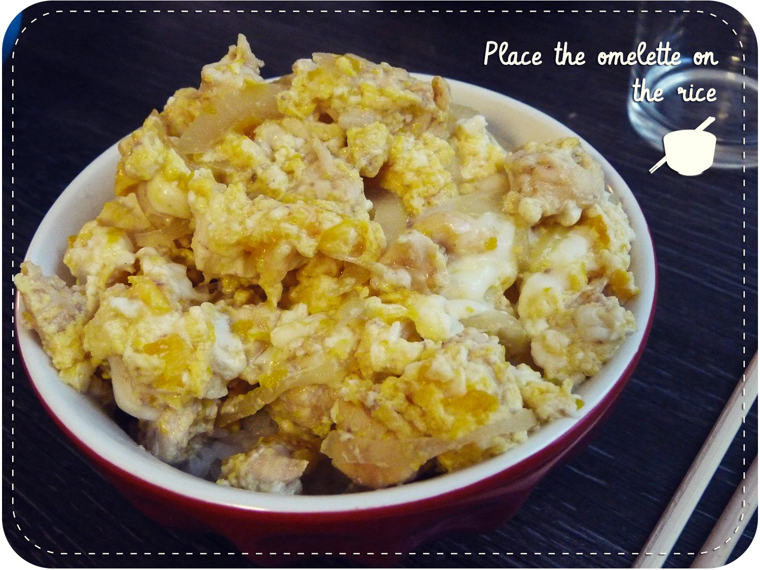 Cute And Wild • Fashion & Beauty Blog: Recipe • Oyakodon