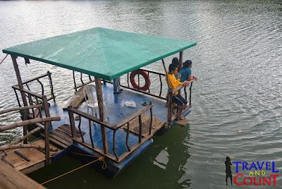 Boat Ramp at Iwahig River