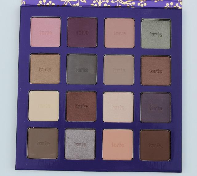 Tarte Amazonian Clay Eyeshadow Palette