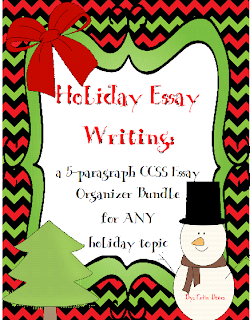 http://www.teacherspayteachers.com/Product/Holiday-Essay-Writing-The-Fun-Way-FREEBIE-963850