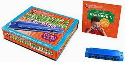 Professor Murphy Harmonica Gift Set