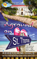 Giveaway: Aground on St. Thomas