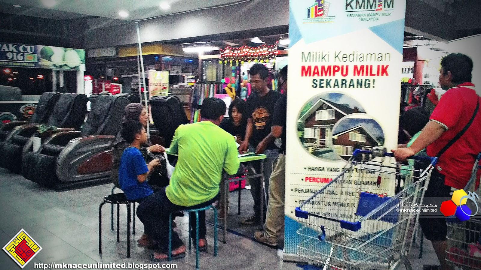 Pendaftaran Kediaman Mampu Milik 1 Malaysia Kmm1m Mydin Nusajaya Tcash Vaganza 32 Milo Activ Go Hmmm Sampai Kat Tadi Tengok Leh Tahan Booth Ni Dengan Pengunjung Ada Pameran Dan Untuk