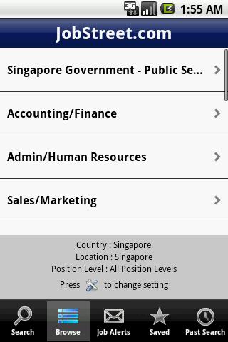 Application Name : JobStreet Job Search