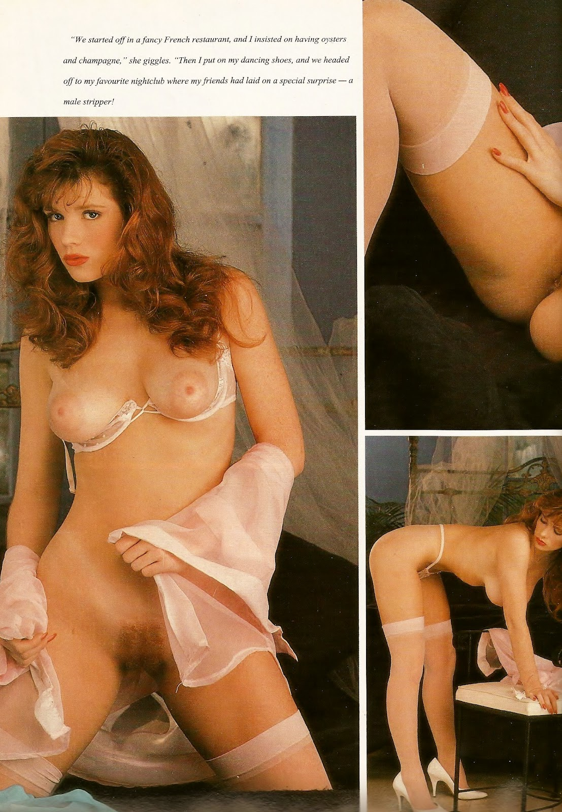 International club magazine nude can not