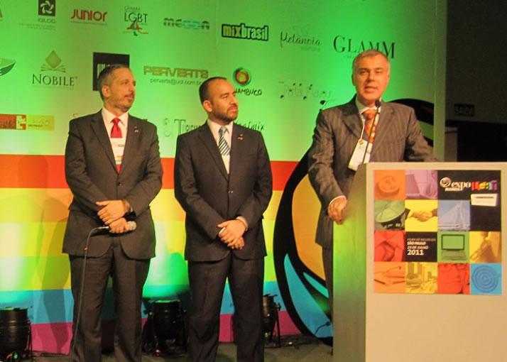 Durante sua última edição, a Fecomércio recebeu exposição de produtos de 22 empresas ou órgãos públicos (Foto: Divulgação)