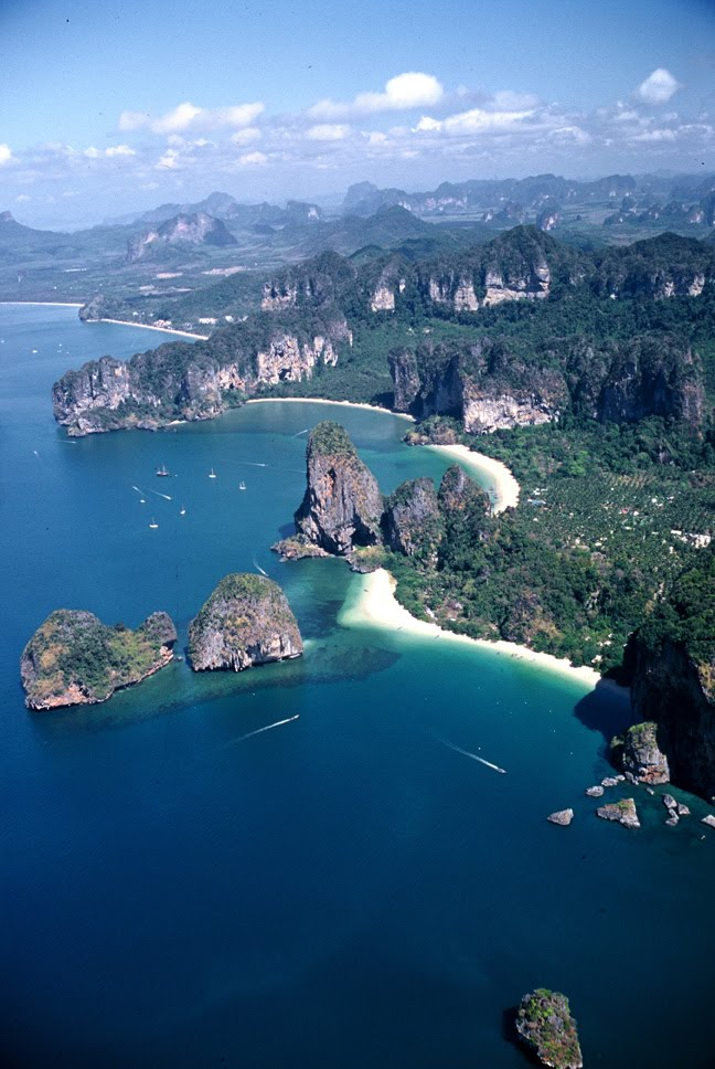 World Travel: Ao Nang, Krabi, Thailand