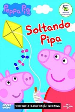 Capa Peppa Pig Soltando Pipa Torrent
