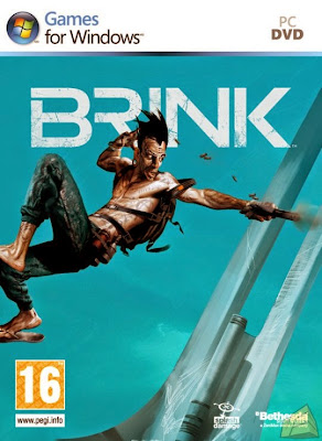 Cover Of Brink Full Latest Version PC Game Free Download Mediafire Links At worldfree4u.com