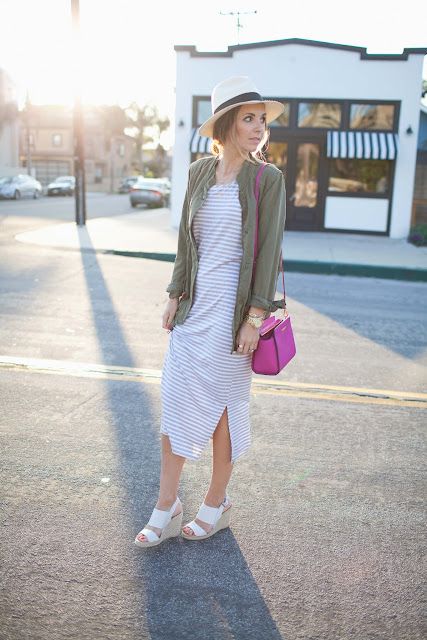 Merrick's Art | Dressed Up Midi Dress