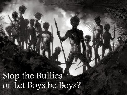 bullying lord of the flies Flies, showing that golding has essentially unraveled the issue of bullying, and understands just how the seeds of anarchy are planted, through our own behavior  lord of the flies is an example of how literature.