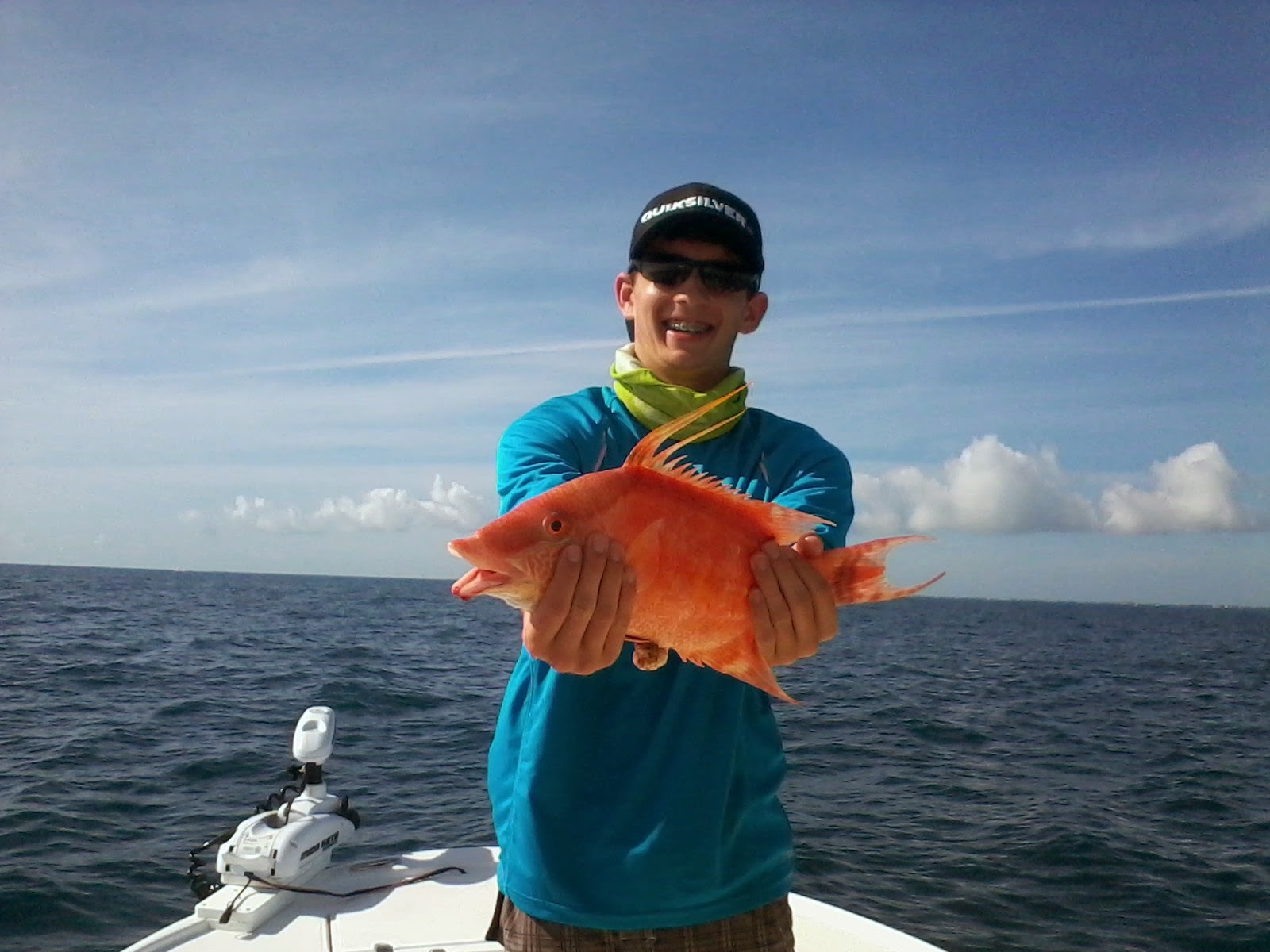 Fishing the florida keys with captain dallas tisdale for Is tomorrow a good fishing day