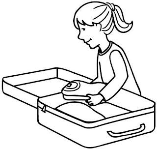 Desenhos de Meninos e Meninas para Imprimir