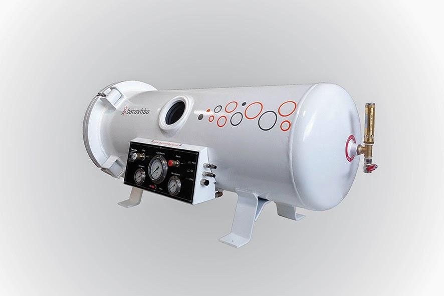 Animal hyperbaric chamber