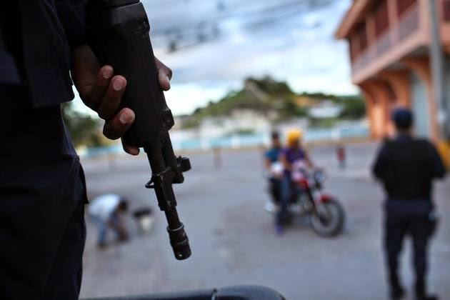Pandillas de Tegucigalpa Honduras