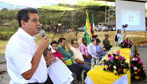 Cauca: Inicia pavimentación de la vía La Balsa-Buenos Aires