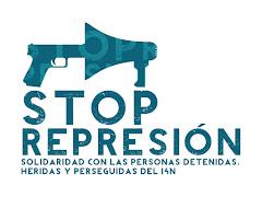 #StopRepresion
