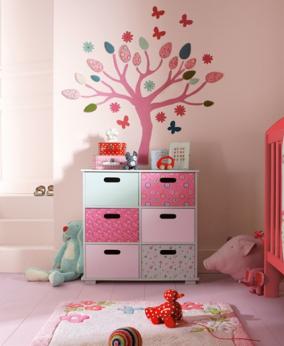 Pegatinas para la habitaci n del bebe y ni os infantil for Pegatinas habitacion infantil