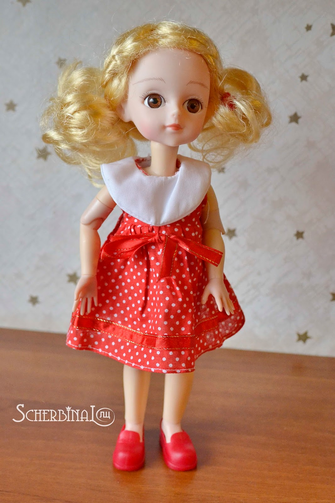 шарнирная кукла Звездочка Подиума Baby Girl