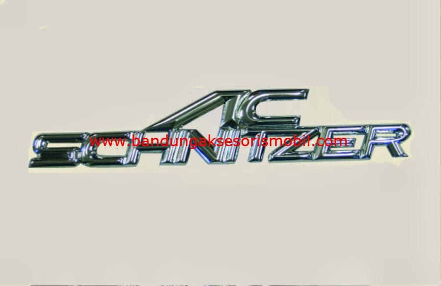 Emblem Logo Grill AC Schnitzer