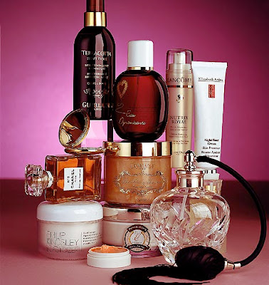Cosmetics & Toiletries Products