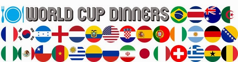 World Cup Dinners