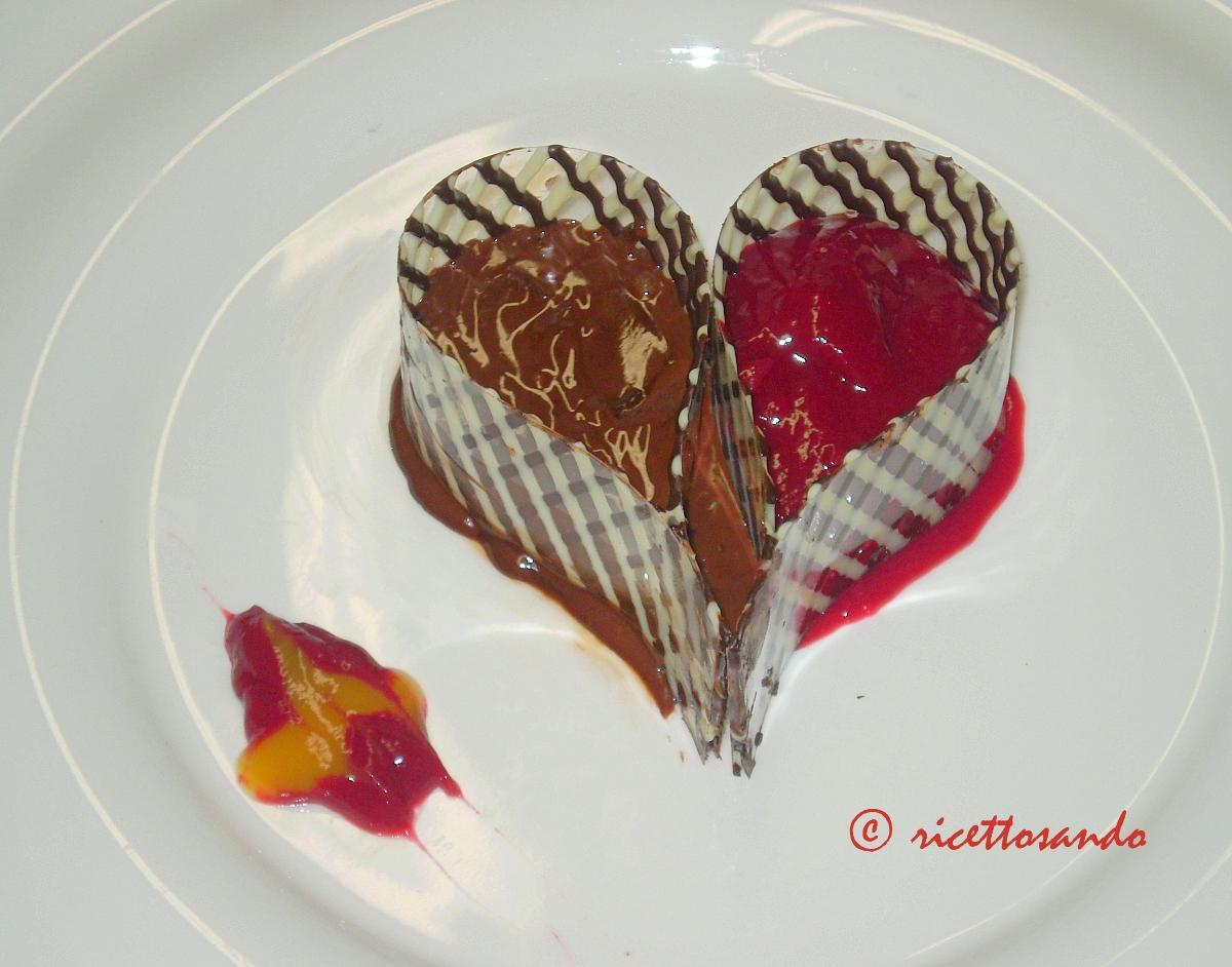 Dessert di San Valentino ricetta per una serata particolare