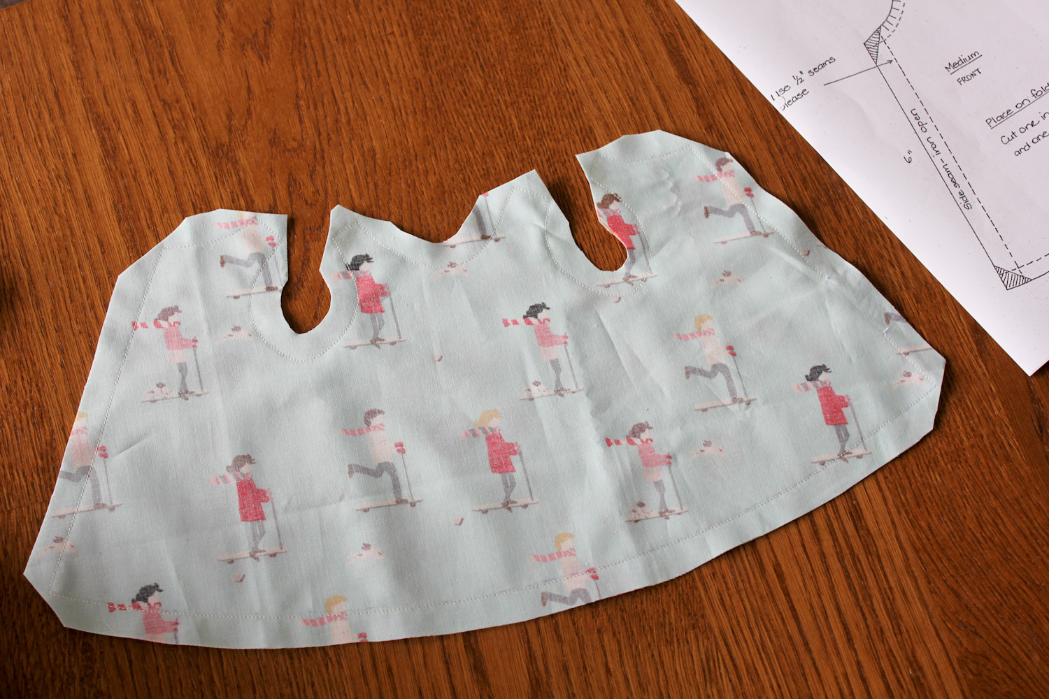 Project NICU - Baby Hospital Gown Tutorial. | badskirt