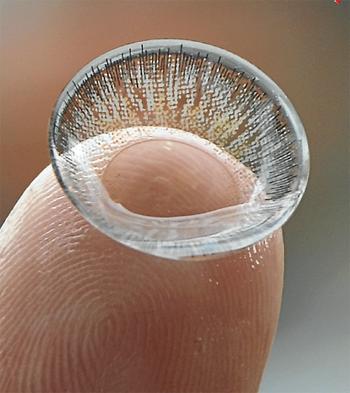 Bahaya Contact Lens